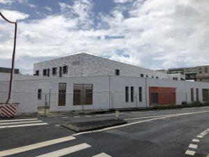 école Simone Veil,quartier de 2 lions à Tours